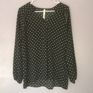 🌺NY Collection Black Size medium top